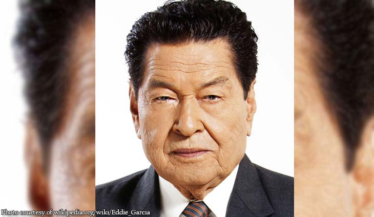 Oli Reyes shares report of Eddie Garcia in a coma after fall