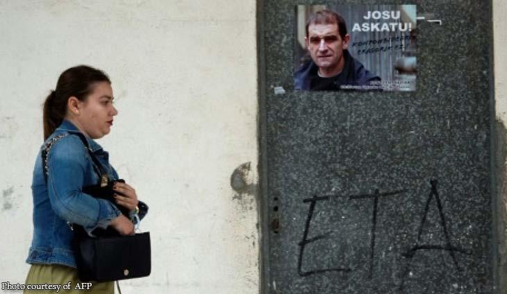 Court releases ex-ETA boss after France arrest