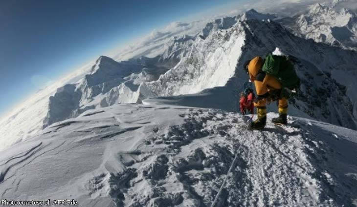 Nepal faces mountainous challenge identifying Everest bodies
