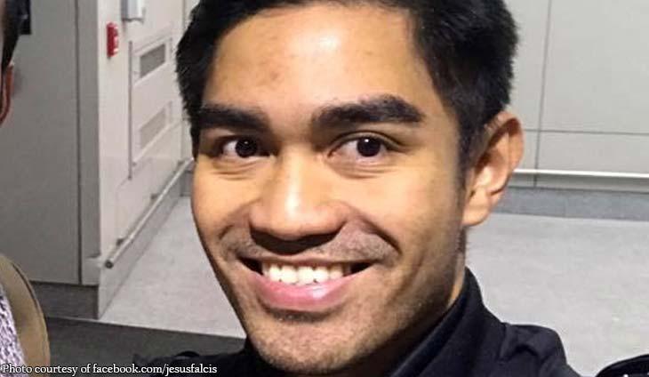 Iba din! Jesus Falcis reacts to Rolando Bautista's conditions to Erwin Tulfo