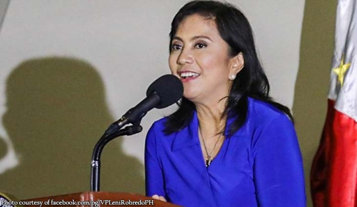 Robredo's laughs off Bongbong's 'squid tactics' claim