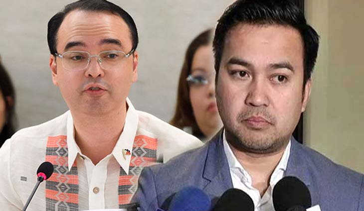 Hating kapatid! Duterte to split speakership between Cayetano, Velasco