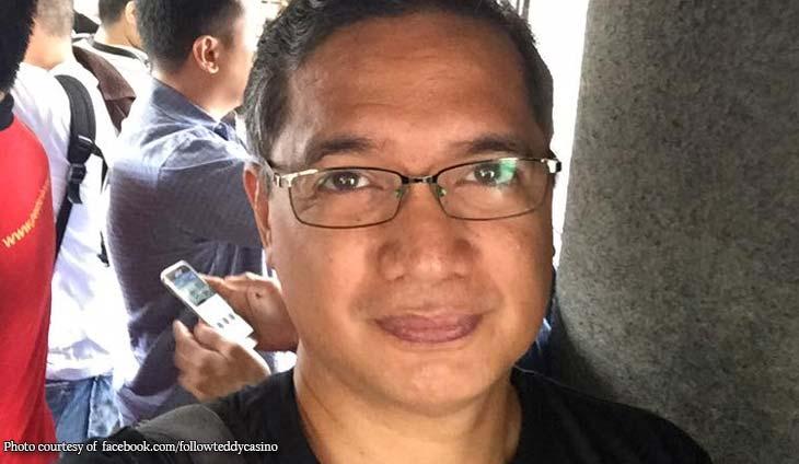 Saan banda: Teddy Casiño lists Sanchez's crimes inside Bilibid