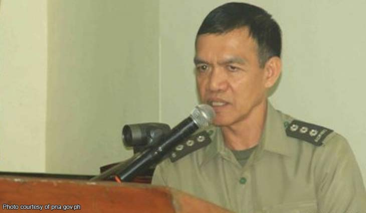 Ex-general Melegrito appointed BuCor deputy director