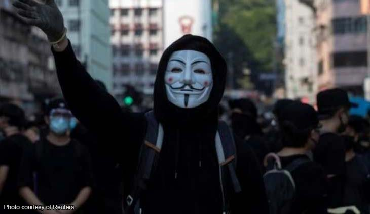 Hong Kong court rejects mask ban challenge as fresh protests break out
