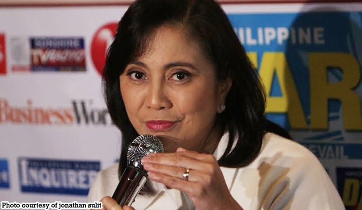 Leni Robredo shares message after COVID-19 spread
